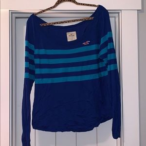 Stripped Hollister Sweater